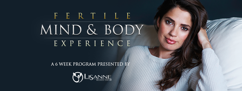 Fertile mind and body banner